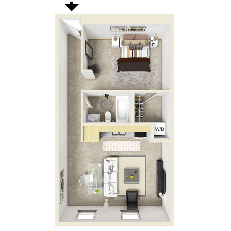 Unit 9,10,11 and 12 Floor Plan